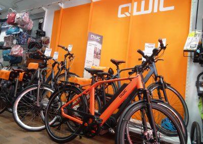 QWIC- ein Hersteller 3 Antriebskonzepte