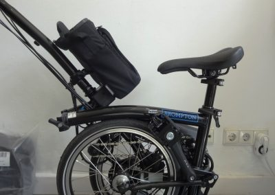 Demobike Brompton electric H6