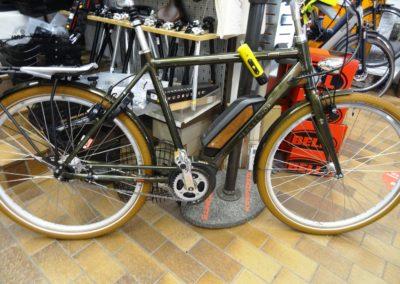 Excelsior Vintage e-bike BOSCH