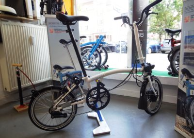 Brompton Electric H2LD